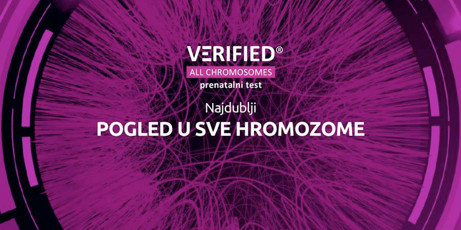 Verified ALL CHROMOSOMES test – Najdublji pogled u sve hromozome